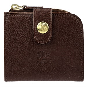 IL BISONTE イルビゾンテC0890/869 二つ折り財布 【Luxury Brand Selection】