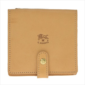 IL BISONTE イルビゾンテC0962/120 二つ折り財布 【Luxury Brand Selection】