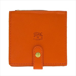 IL BISONTE イルビゾンテC0962/166 二つ折り財布 【Luxury Brand Selection】