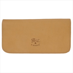 IL BISONTE イルビゾンテC0985/120 長財布 【Luxury Brand Selection】