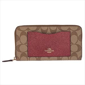 COACH コーチF22712/IMMWK/1 長財布 【Luxury Brand Selection】