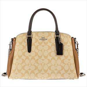 COACH コーチF31169/SV/TZ/1 手提げバッグ 【Luxury Brand Selection】