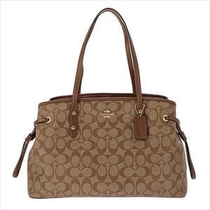 COACH コーチF57842/IME74/1 手提げバッグ 【Luxury Brand Selection】