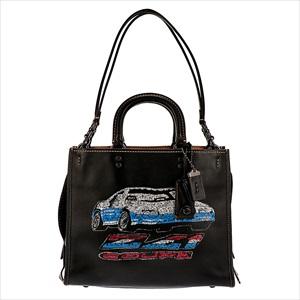 COACH コーチF58151/BPBLK/1 手提げバッグ 【Luxury Brand Selection】