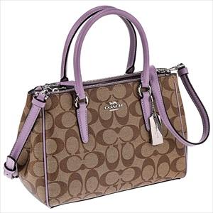 COACH コーチF67027/SKHLL 手提げバッグ 【Luxury Brand Selection】