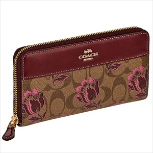 COACH コーチF76871/IMLL9/1 長財布 【Luxury Brand Selection】