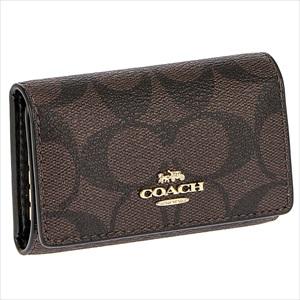 COACH コーチF77998/IMAA8/1 キーケース 【Luxury Brand Selection】