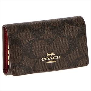 COACH コーチF77998/IML72/1 キーケース 【Luxury Brand Selection】