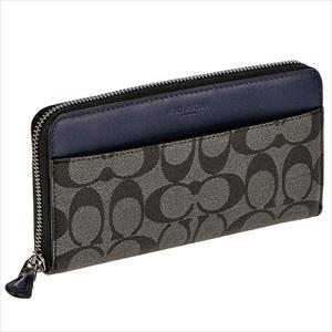 COACH コーチF78202/QBPJE/1 長財布 【Luxury Brand Selection】