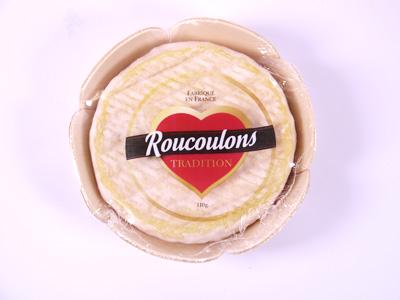 ウォッシュタイプが初めての方にピッタリなチーズ チーズ 新作製品、世界最高品質人気! ルクロン トラディション 110g 新作多数 フランス産 ウォッシュ
