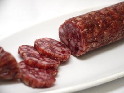 マフレサ ソーセージ サルシチョン イベリコ豚 スペイン産 250g サラミ