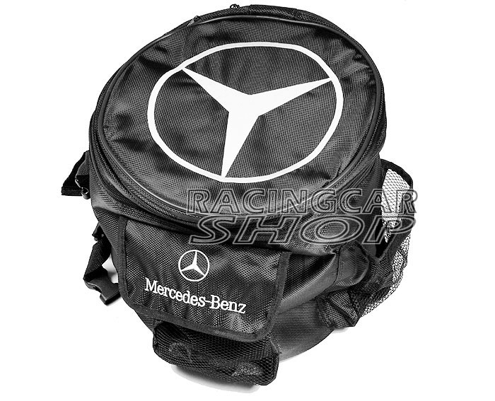 メルセデスベンツBENZのトランク内収納ケース,エンブレムバック,バッグ