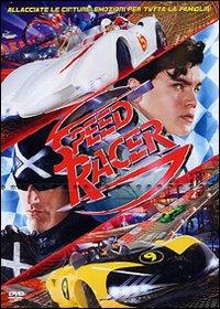 スピードレーサー Speed Racer 映画DVDでイタリア語の学習