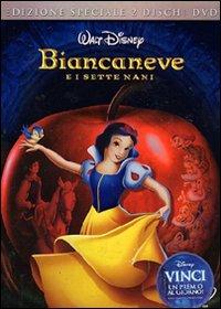 白雪姫 ,ディズニーアニメと映画DVDでイタリア語の学習