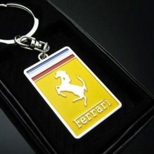 フェラーリFERRARIのキーホルダーイタリア国内販売用