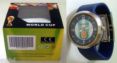 サッカー 時計,ARGENTINA アルゼンチンの腕時計