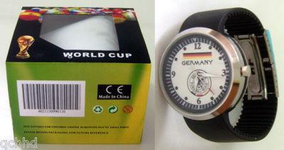 サッカー 時計,GERMANY ドイツDEUTSCHLANDジャーマニーの腕時計