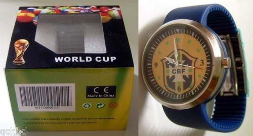 サッカー 時計,BRAZIL BRASIL ブラジルの腕時計