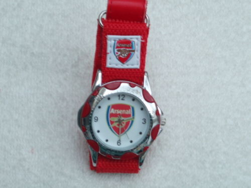 サッカー 時計,アーセナルArsenalの腕時計