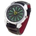 FERRARIフェラーリの腕時計はイタリアのお土産です。
