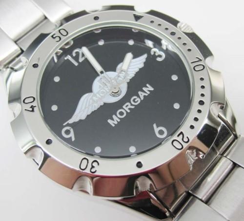 モーガンMorganの腕時計はイタリアからのお土産です。