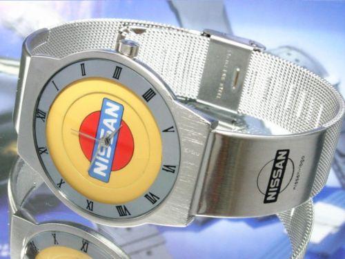 ニッサンNissan 日産の腕時計はイタリアからのお土産です。