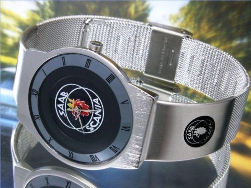 サーブSAABの腕時計はイタリアから