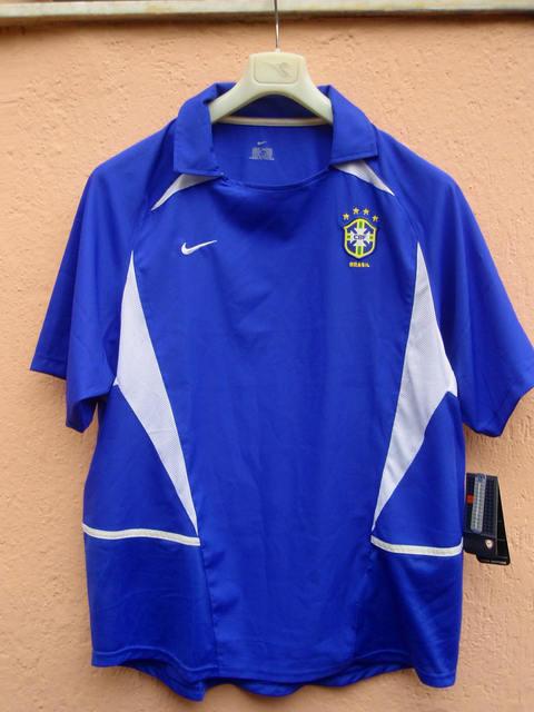 ブラジルのサッカー ユニフォーム Tシャツ