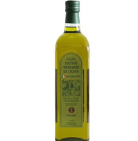 イタリア トスカーナ 売り込み 芦屋の名店でも使われています エクストラバージンオリーブオイル チェーザリ 1000ml エンリコチェーザリ Olio パスタに 国内在庫 extravergine パン d'oliva Cesari Enrico サラダ