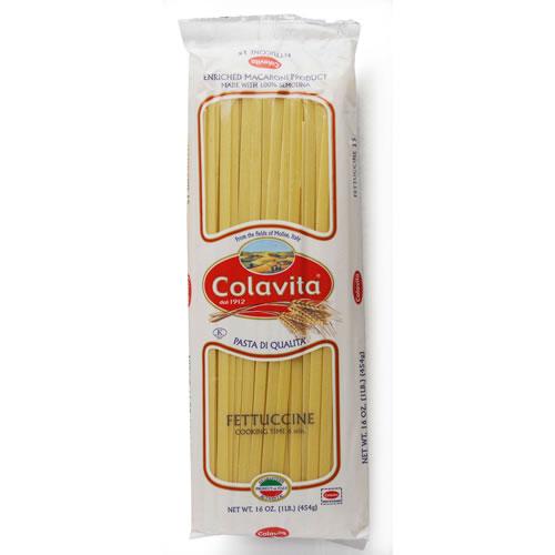 大幅値下げランキング モリーゼ 小麦香るもちもちパスタ フェットゥチーネ 500g コラヴィータ Fettuccine お値打ち価格で Colavita