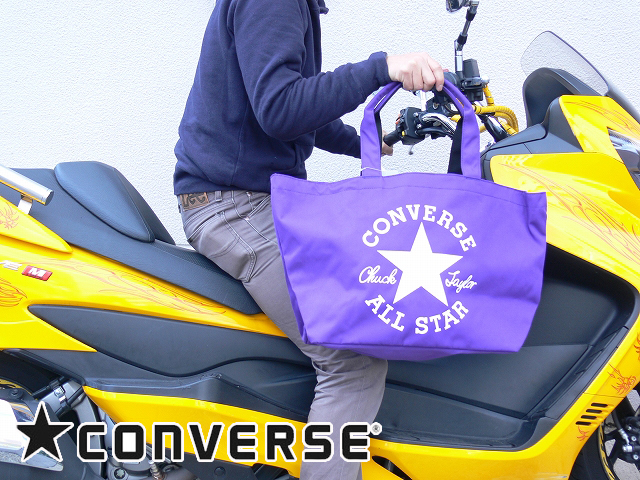 44bc443585da Converse tote bag CONVERSE plain fabric star. Men s lady s casual attending  school student outdoor commuting all-stars