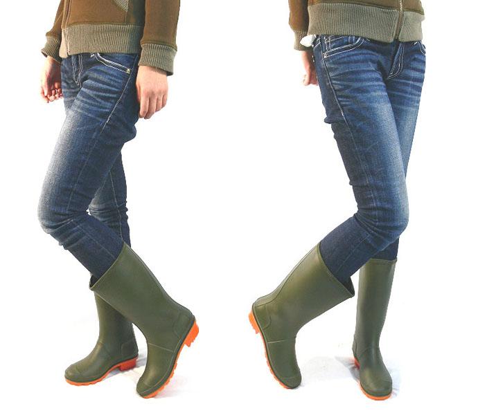 italico   Rakuten Global Market: LaBarre in boots long rain boots ...
