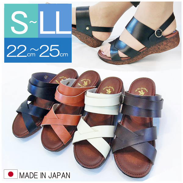 88dd3957201 italico  Mule low heel one strap walk made in sandals Lady s Japan and summer  sandals resort sandals 2WAY specifications (four-colored   black dark brown  ...