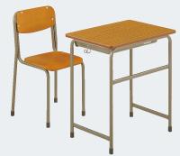 【送料別途】AKG2470BDS0 机・椅子セット