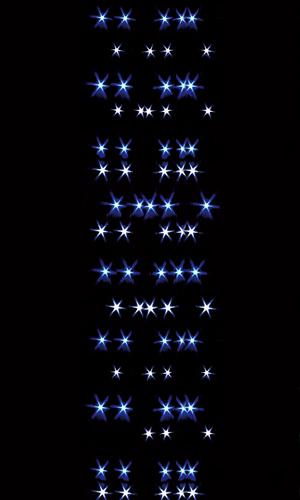 防滴200球LEDナイアガラライト (クリスマス/クリスマス用品/クリスマスツリー/ツリー/パーティー/飾り/オーナメント/サンタ/)