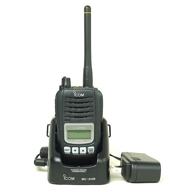 アイコムICOM IC-DPR6 デジタルハイパワートランシーバー登録局 (送料・代引手数料無料)
