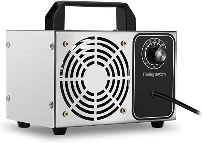 オゾン発生器 20000mg/h オゾン脱臭器 60分タイマー 空気清浄機 消臭 除菌メーカー出荷商品 在庫状況により御待たせすることが有ります。