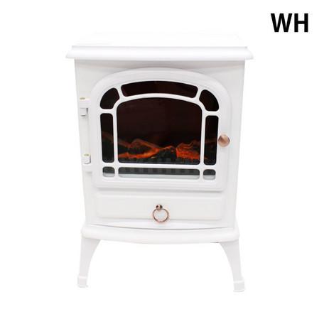 買物 暖炉型 全商品オープニング価格 温度過昇防止器 ファンヒーター暖炉型暖 を搭載