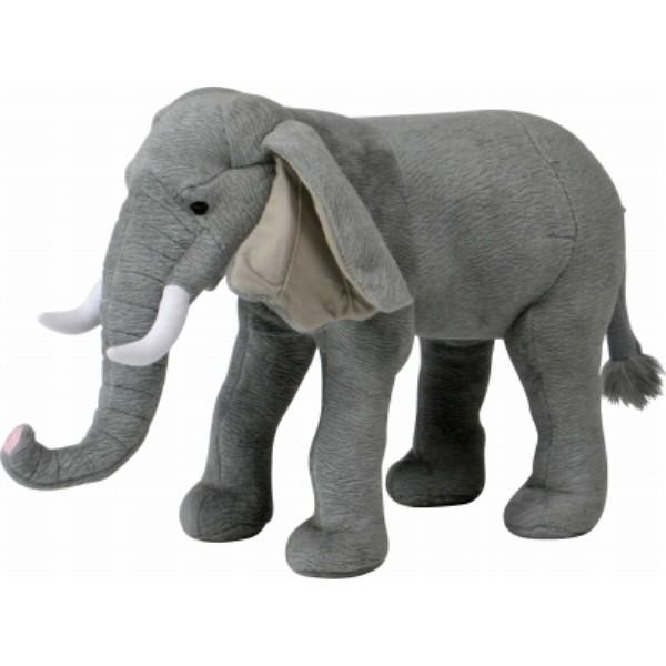 座れる動物シリーズ ゾウ 6074-30 82476