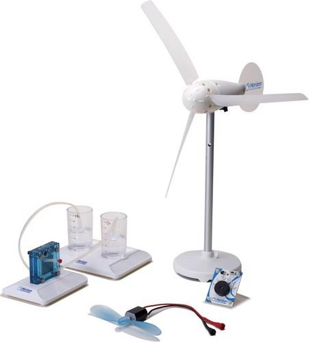 風力発電 水素エネルギー利用学習セット