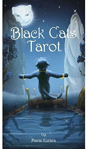 ブラックキャッツ・タロット 日本語解説書付き Black Cats Tarot  送料無料