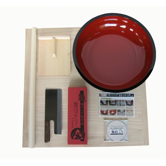 麺打ちセット (普及型大容量セット) A-1260