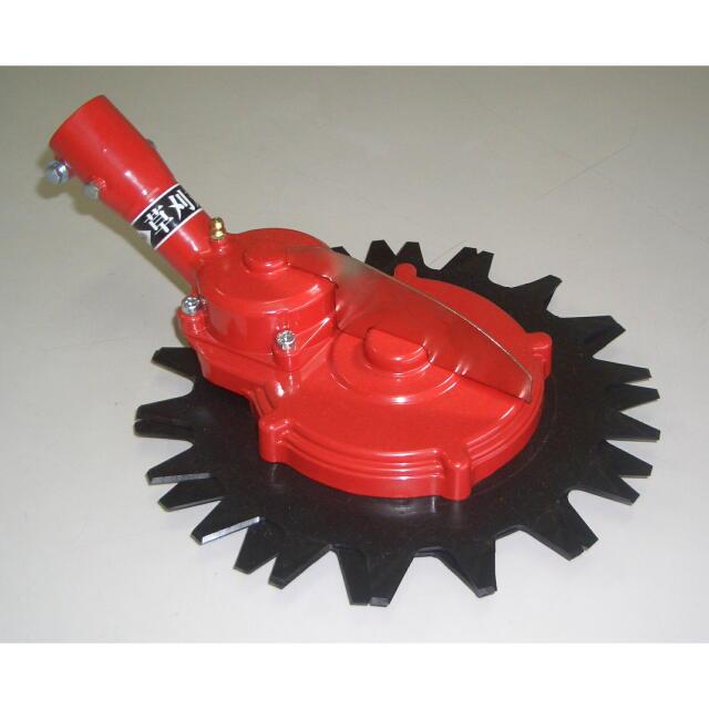 草刈丸 (安全回転バリカン) 刈払機取り付用 :N-830 <ニシガキ工業>