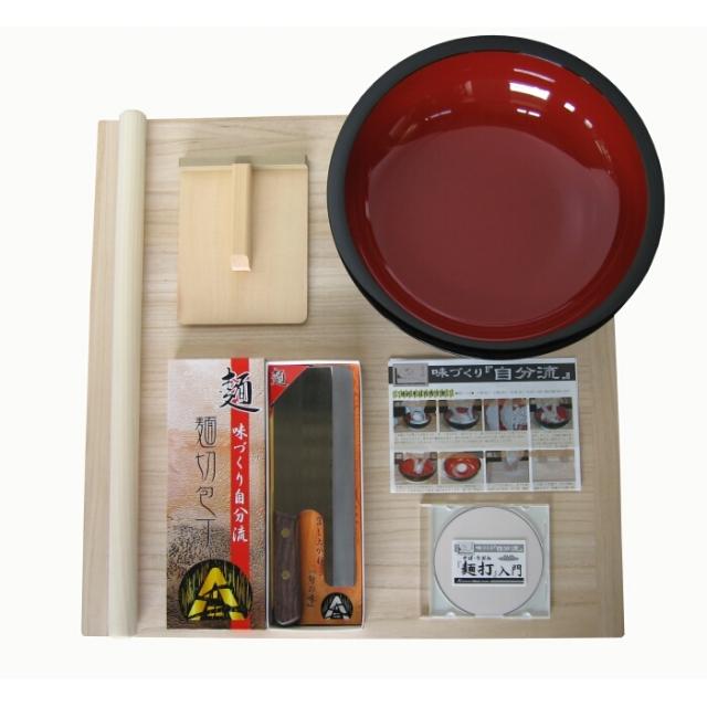 麺打ちセット (普及タイプ) A-1200