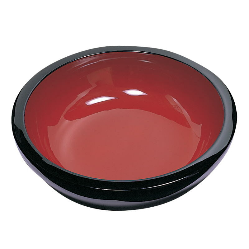 本職用大型こね鉢 (材質:フェノール樹脂) : 600mm/10.5kg A-1205