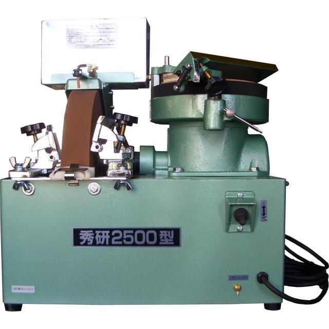 【送料、手数料無料】 山戸(やまと) 秀研 2砥石式 水冷式包丁・鋏研磨機 2500型<山戸製作所>