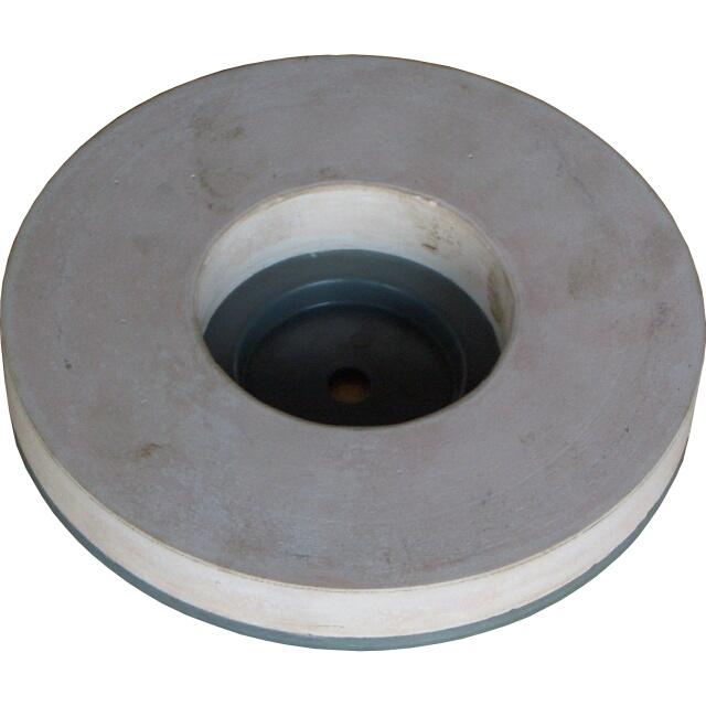 山戸(やまと) トギー W1800型用ダイヤモンド砥石 180mm×18mm×80mm #400<山戸製作所>
