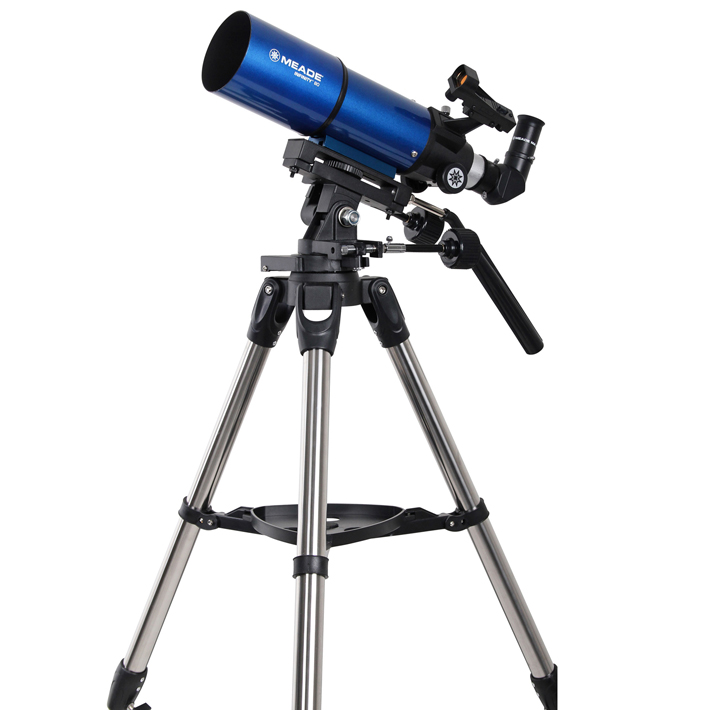 MEADE 口径80mm 屈折式 天体望遠鏡 AZM-80