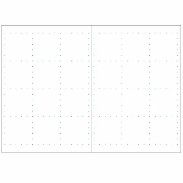学研STA FUL bnbg系列shirusu笔记本(ten+ten)A5尺寸BD045-88