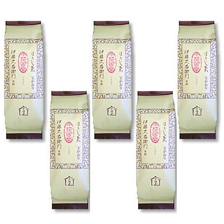 ほうじ茶「宝かおり」500g(100g×5)